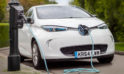 How About Charging Your Electric Car From A Lamppost?