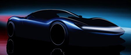 Fastest ever Supercar announced! It's Electric!