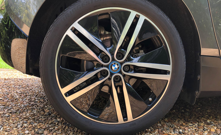 BMW i3 E 94 Ah 5dr (Ext'Range) Very High Specification