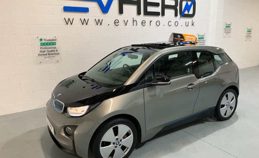 BMW i3 eDrive 60Ah 5dr Range Extender Media Pro Park Assist