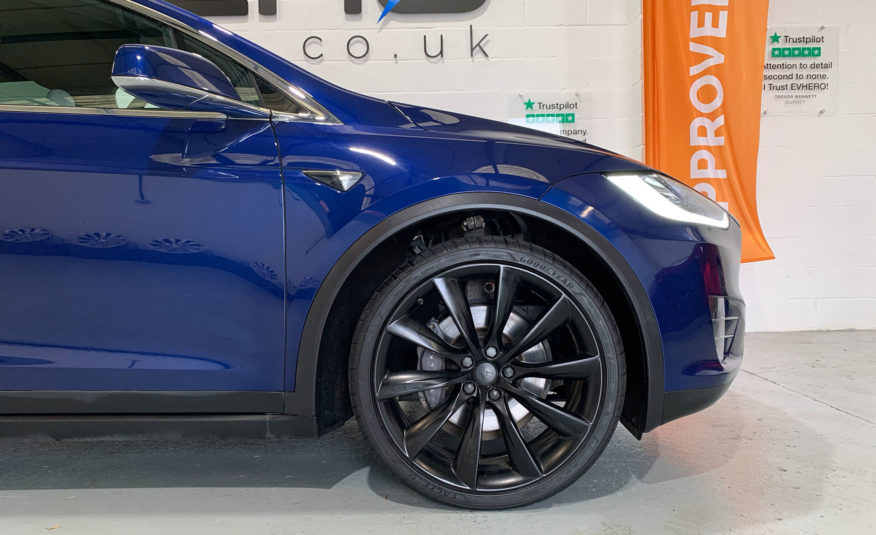 Tesla Model X 90D, VATQ, Stunning High Spec 6-Seat with FSD and Free S'Charging!