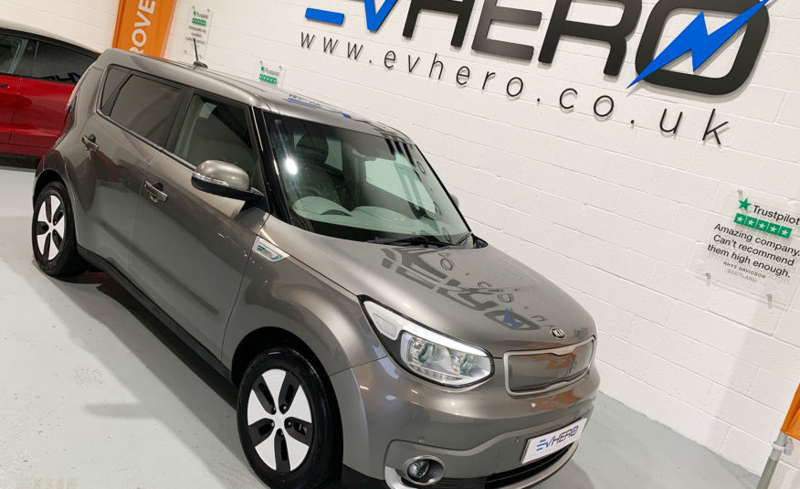 Kia Soul EV + High Spec + VATQ