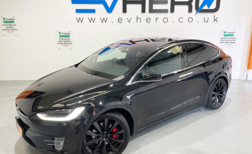 Tesla Model X P90D Highest Specification Available